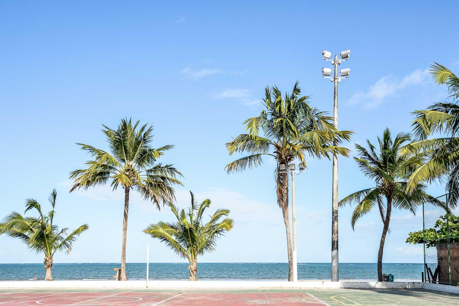 Maceió, pela praias urbanas_Num Postal