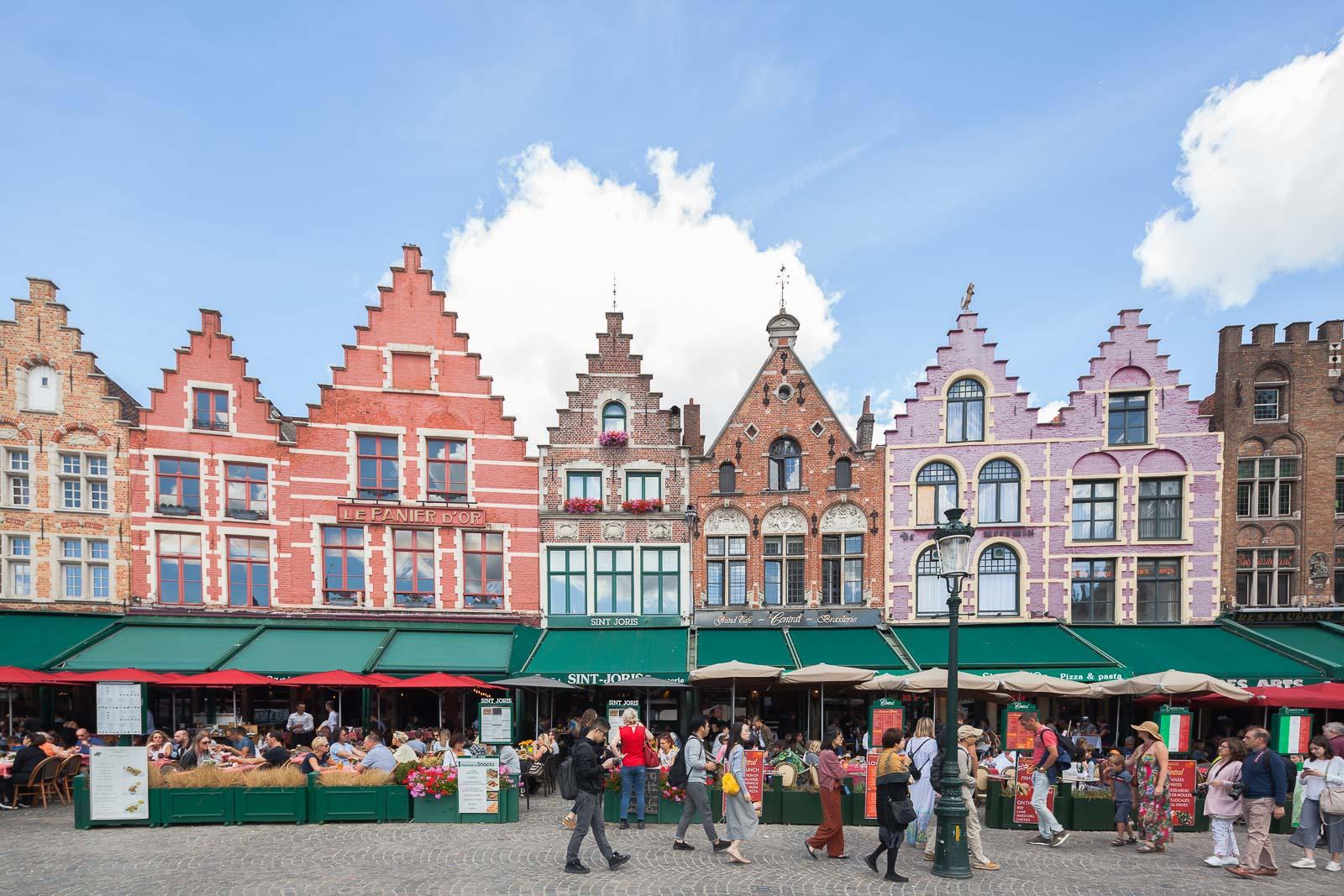 Bruges, a pérola da Flandres_Num Postal