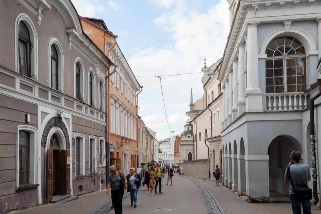 Vilnius, a cidade verde do Báltico_Num Postal