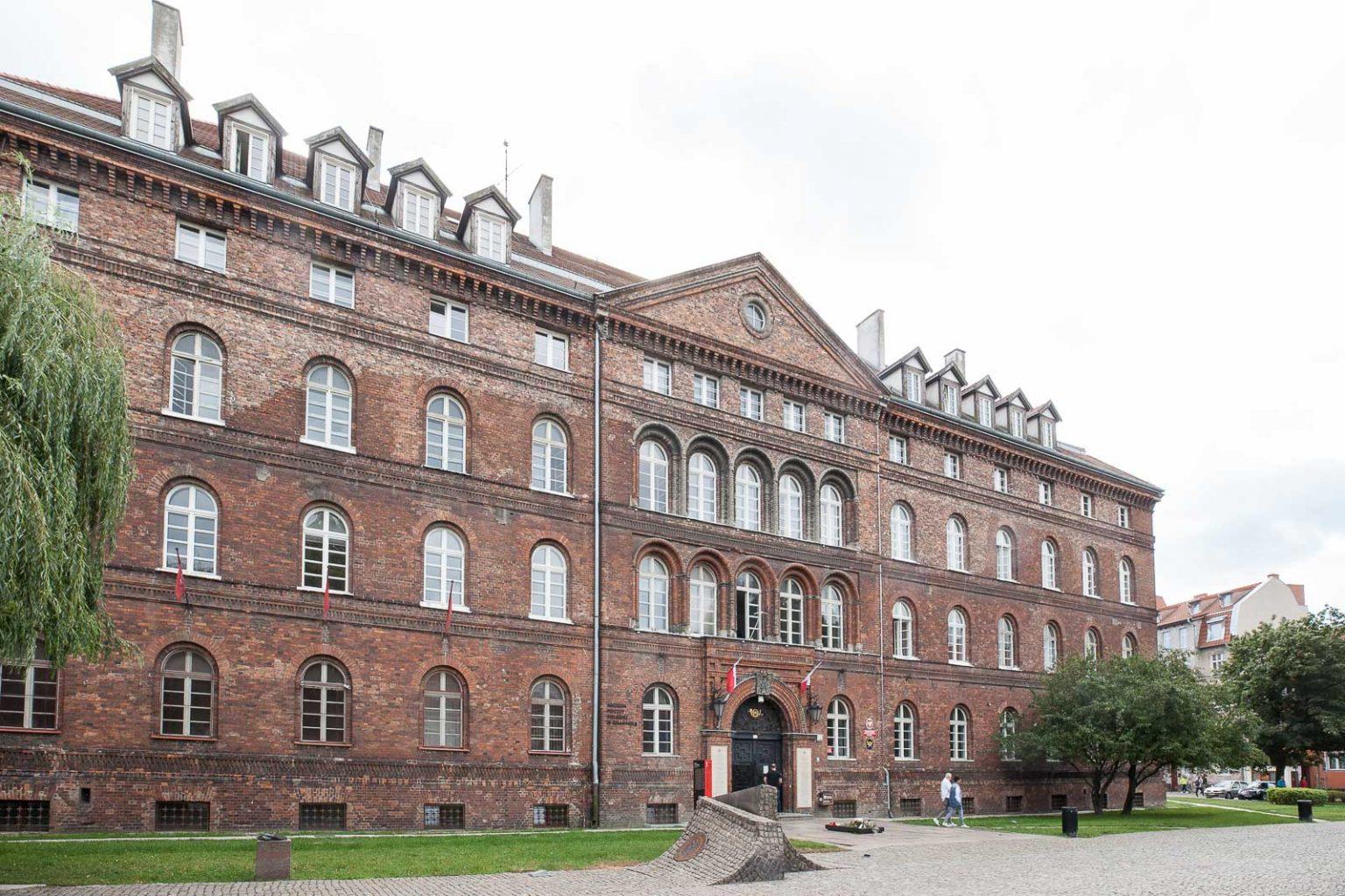 Gdansk, o tridente do Norte_Num Postal