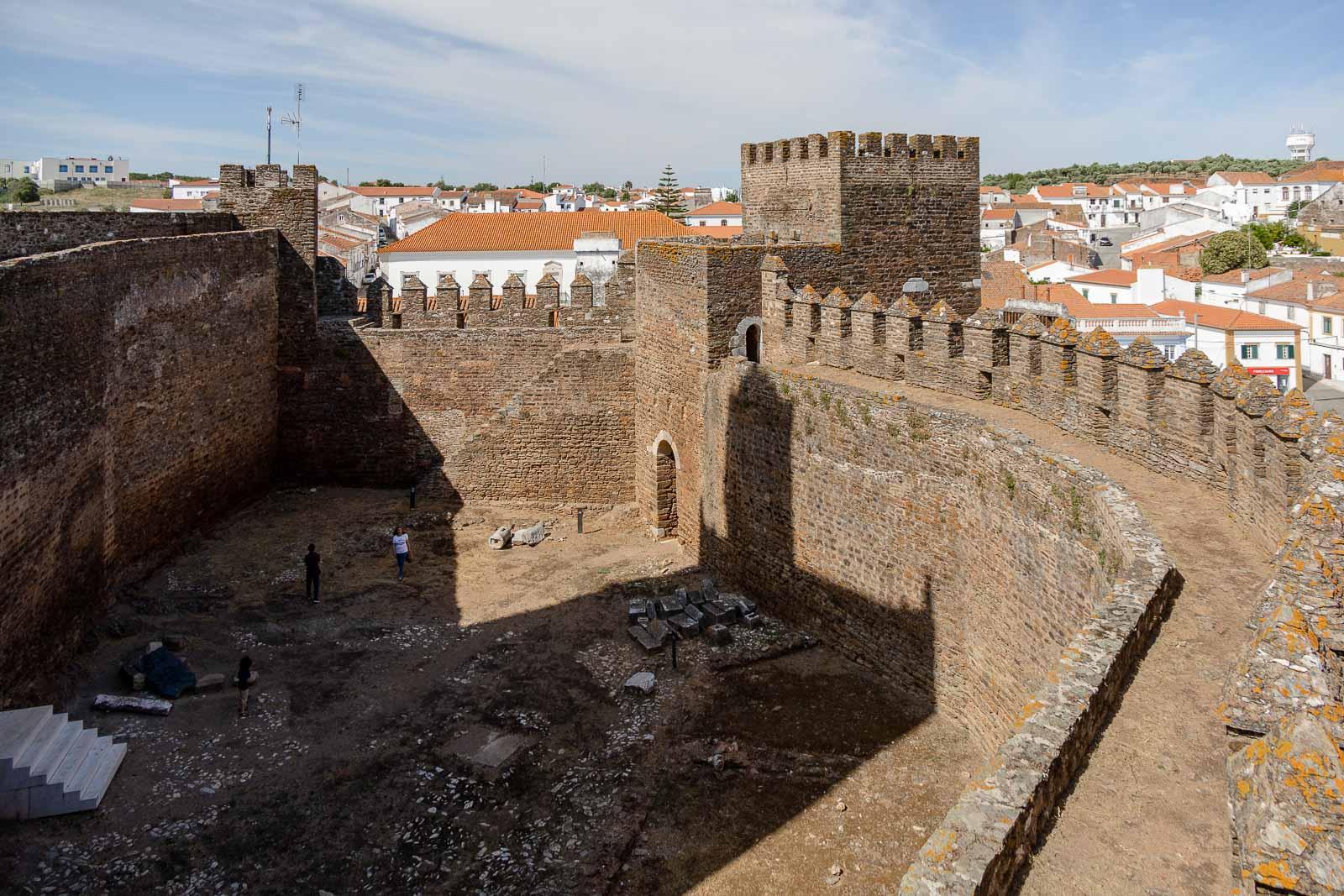 Alandroal, na rota de um Alentejo medieval_Num Postal
