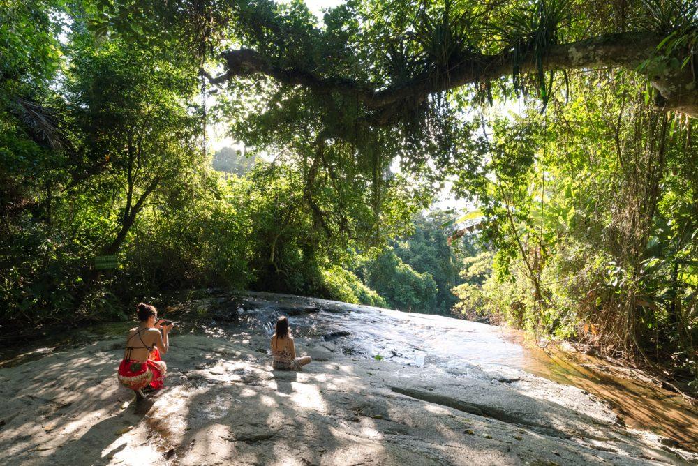 Ilhabela, um pequeno paraíso na Terra_Num Postal