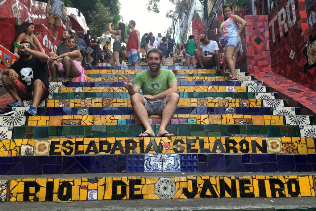 Rio de Janeiro, chegou a Festa do Carnaval_Num Postal