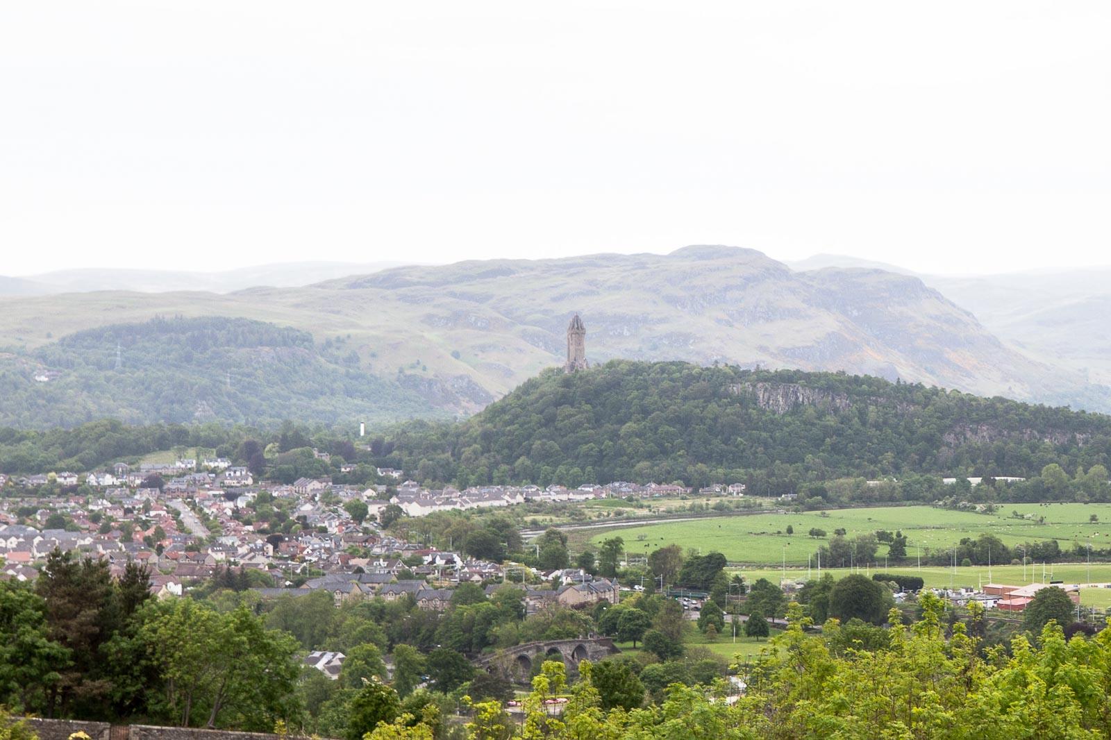 Stirling, o grito da liberdade_Num Postal
