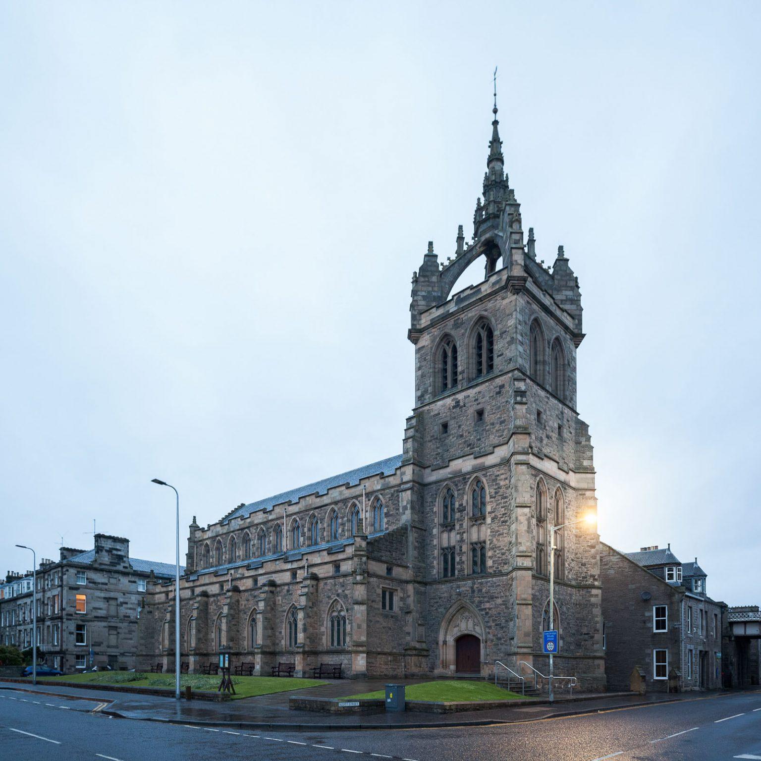 Perth, a última cidade da Escócia_Num Postal