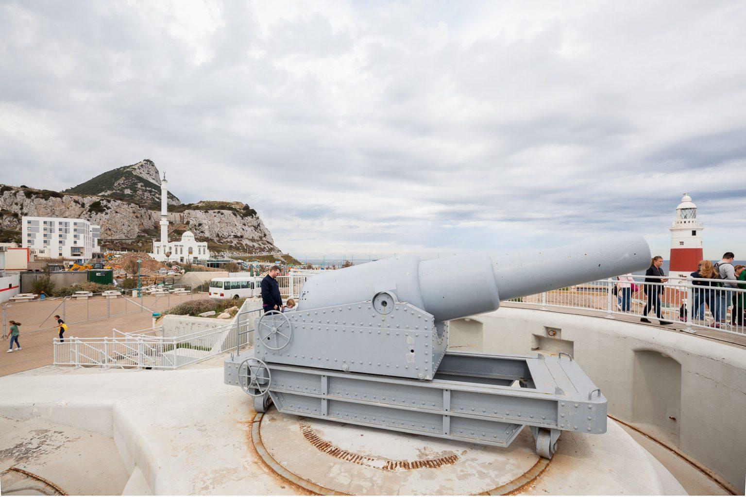 Gibraltar, movidos pelo rochedo_Num PostalGibraltar, movidos pelo rochedo_Num Postal