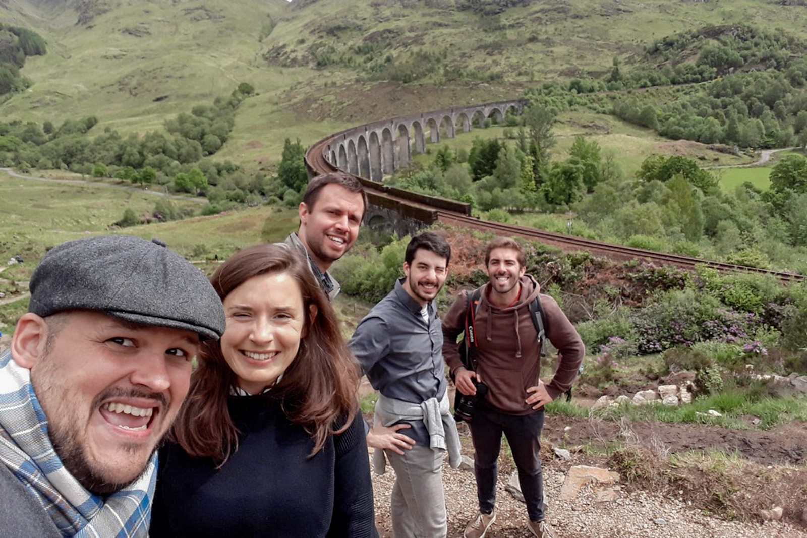 Highlands, natureza em estado puro_Num Postal