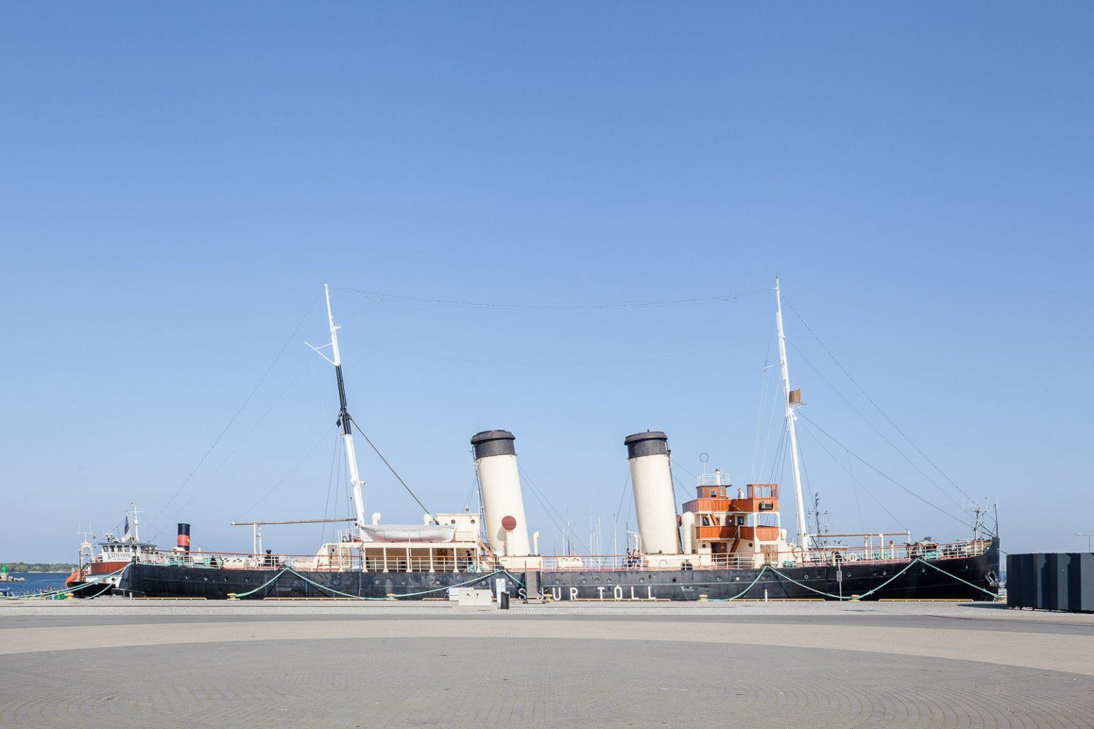 Talin, o porto encantado_Num Postal