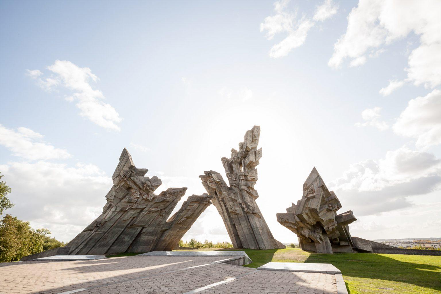 Kaunas, a activista cultural_Num Postal