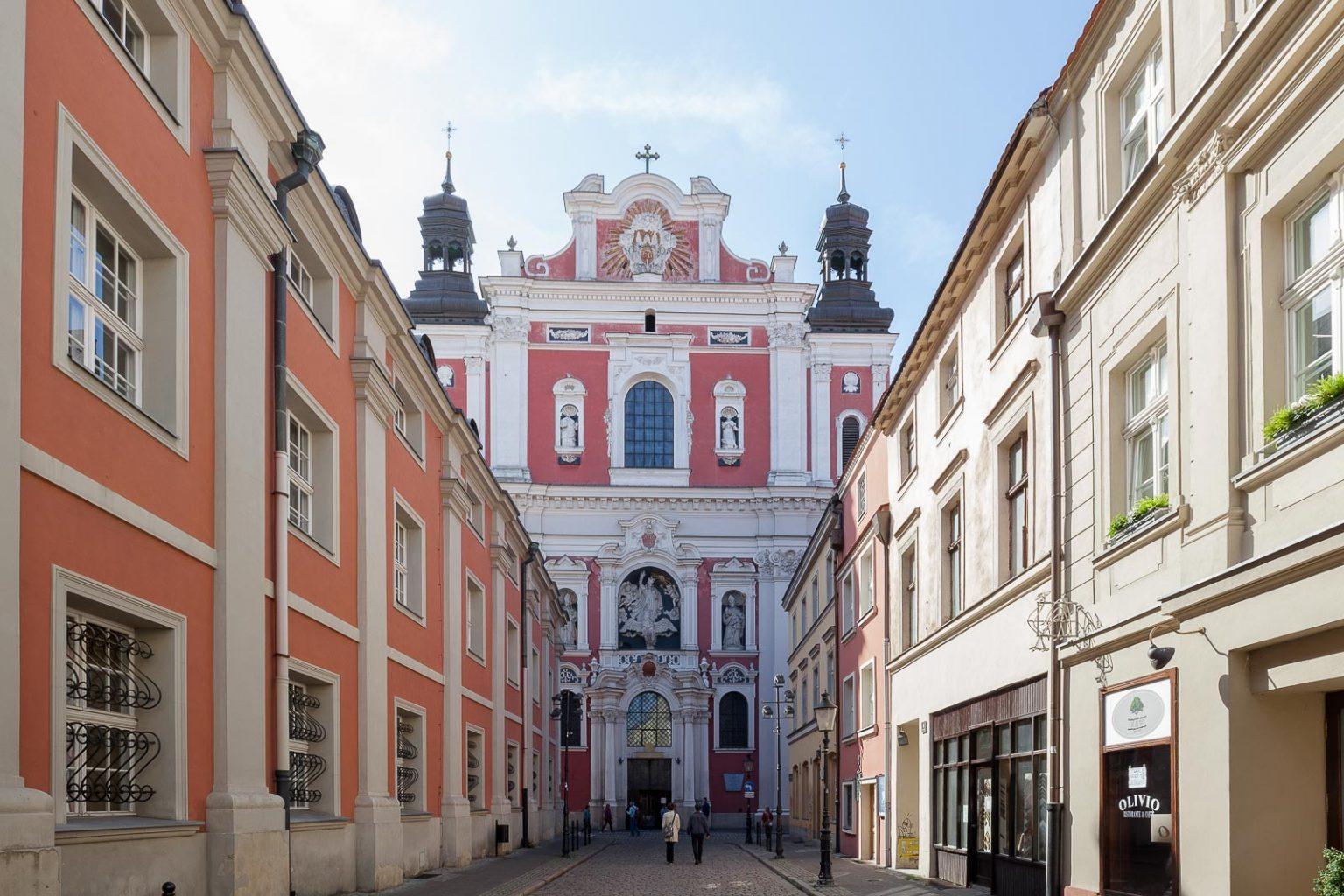 Poznan, o destino dos estudantes_Num Postal