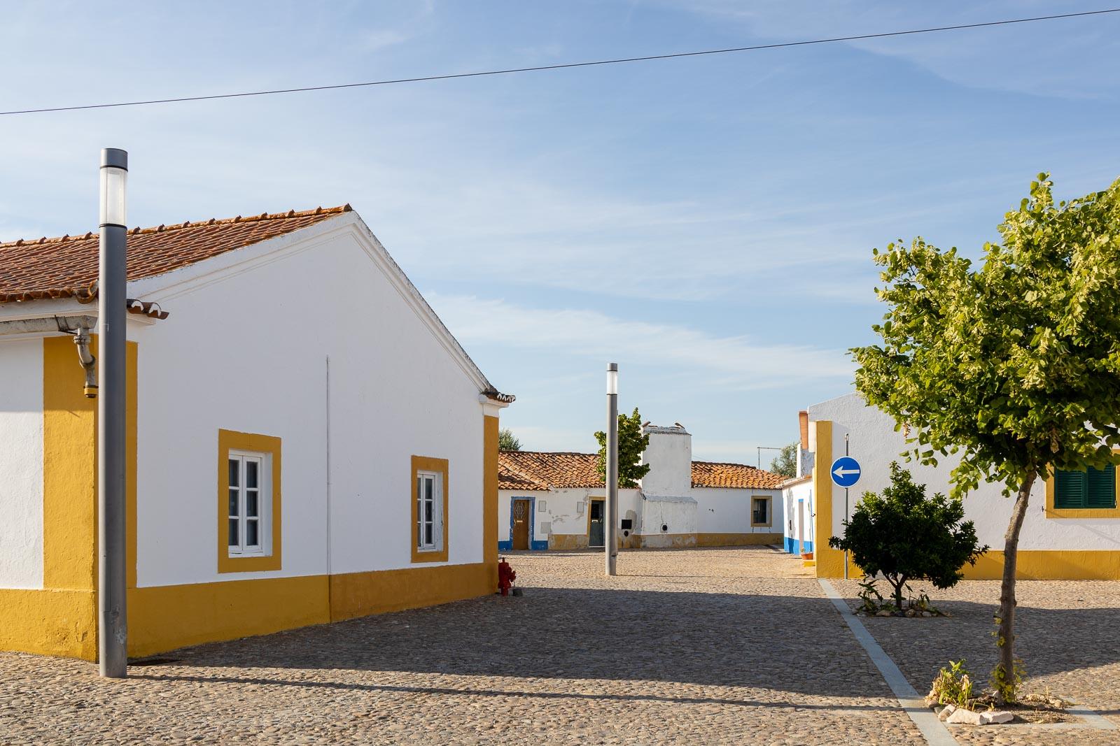Juromenha, a sentinela do Guadiana_Num Postal