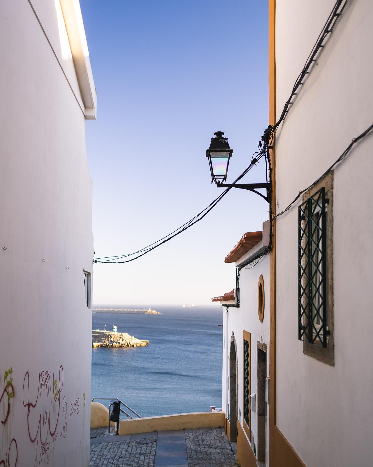 Sines, uma varanda para o mar_Num Postal