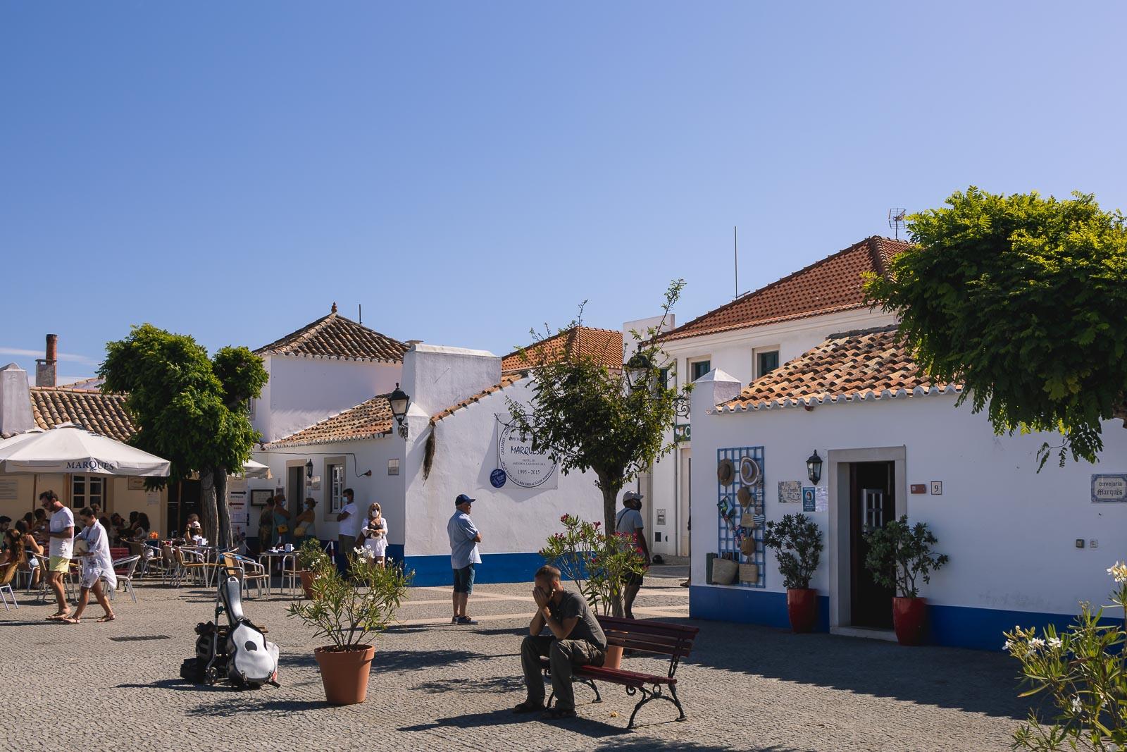 1ª Etapa do Trilho dos Pescadores, de Sines a Porto Covo_Num Postal