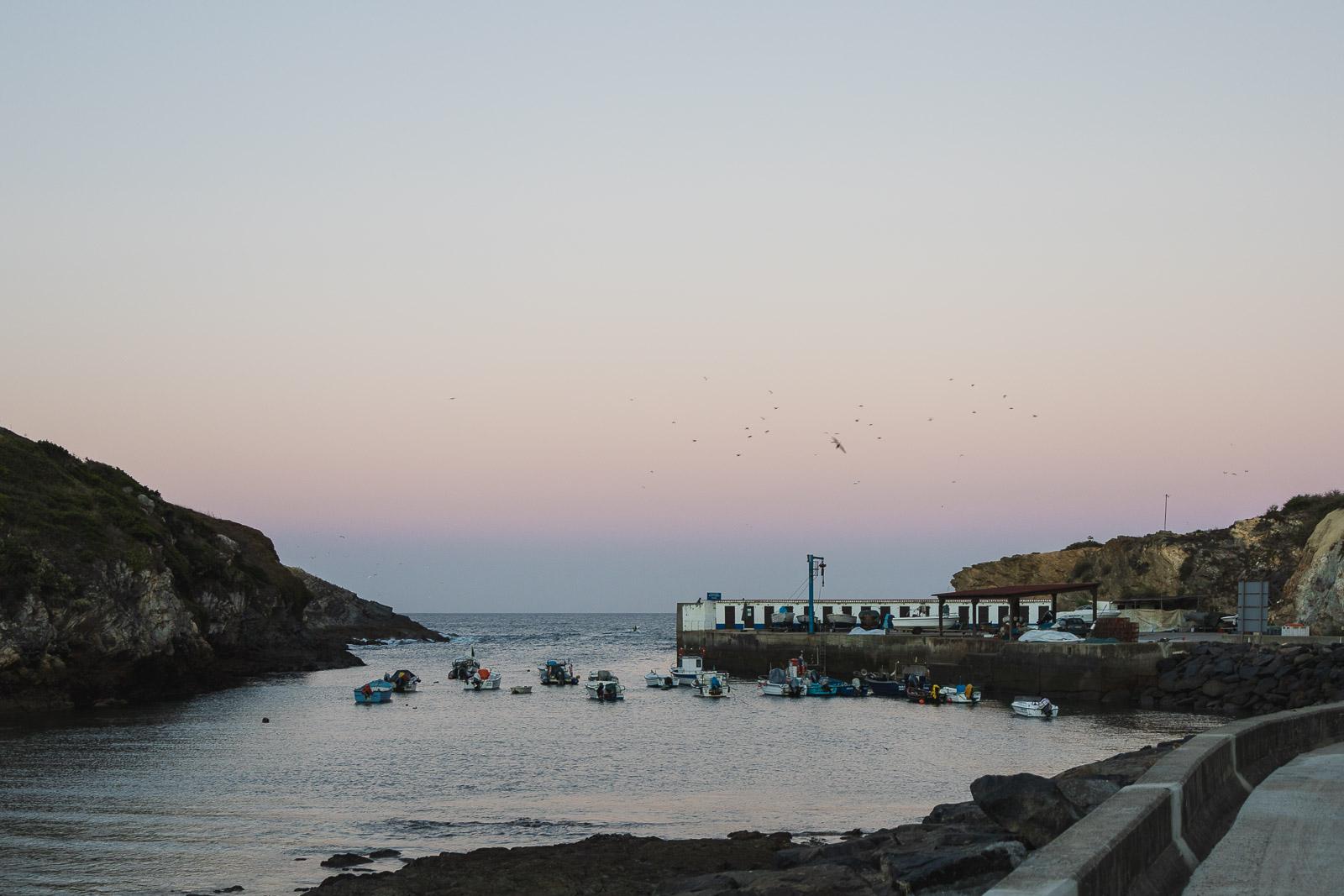 2ª Etapa do Trilho dos Pescadores, de Porto Covo a Vila Nova de Milfontes_Num Postal