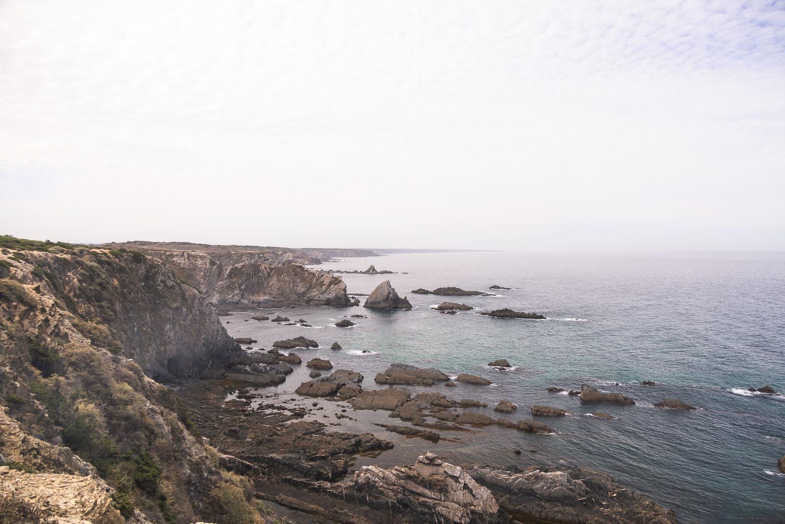 5ª Etapa do Trilho dos Pescadores, da Zambujeira do Mar a Odeceixe_Num Postal