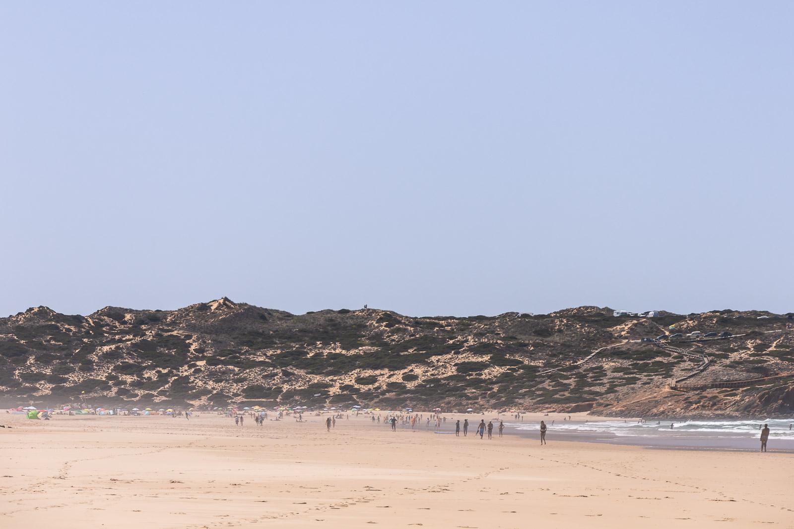 7ª Etapa do Trilho dos Pescadores, da Arrifana à Carrapateira_Num Postal