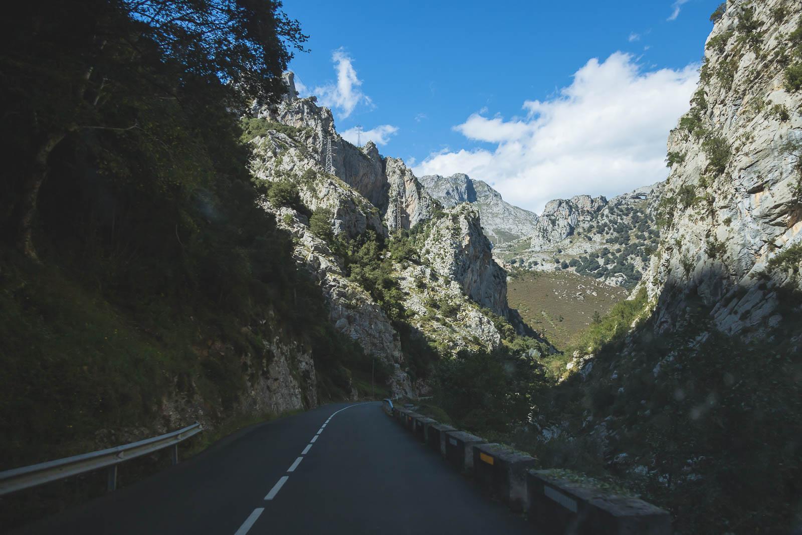 Picos da Europa, um desprendimento total_Num Postal