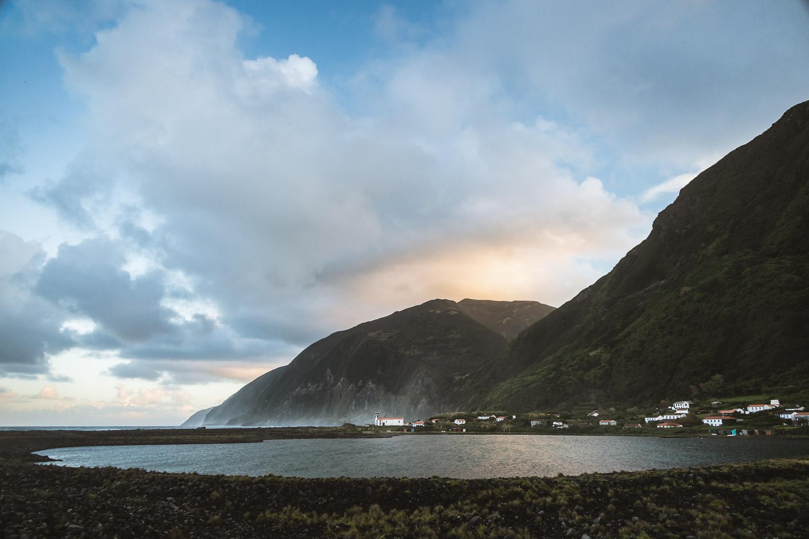 Açores, no grupo central_Num Postal