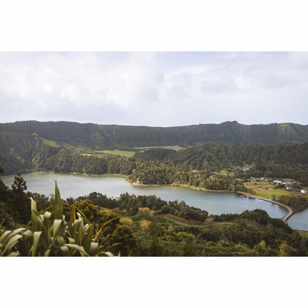 Lagoa Verde_Num Postal