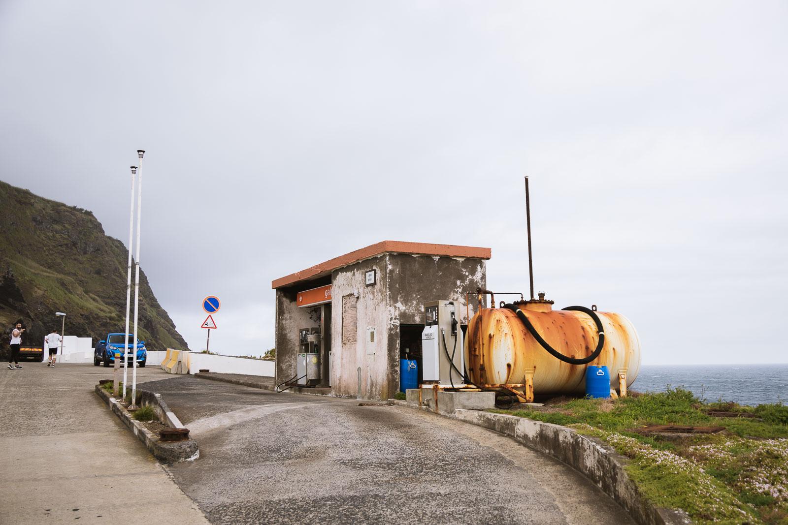 Corvo, um dos povos mais isolados do mundo_Num Postal-23_