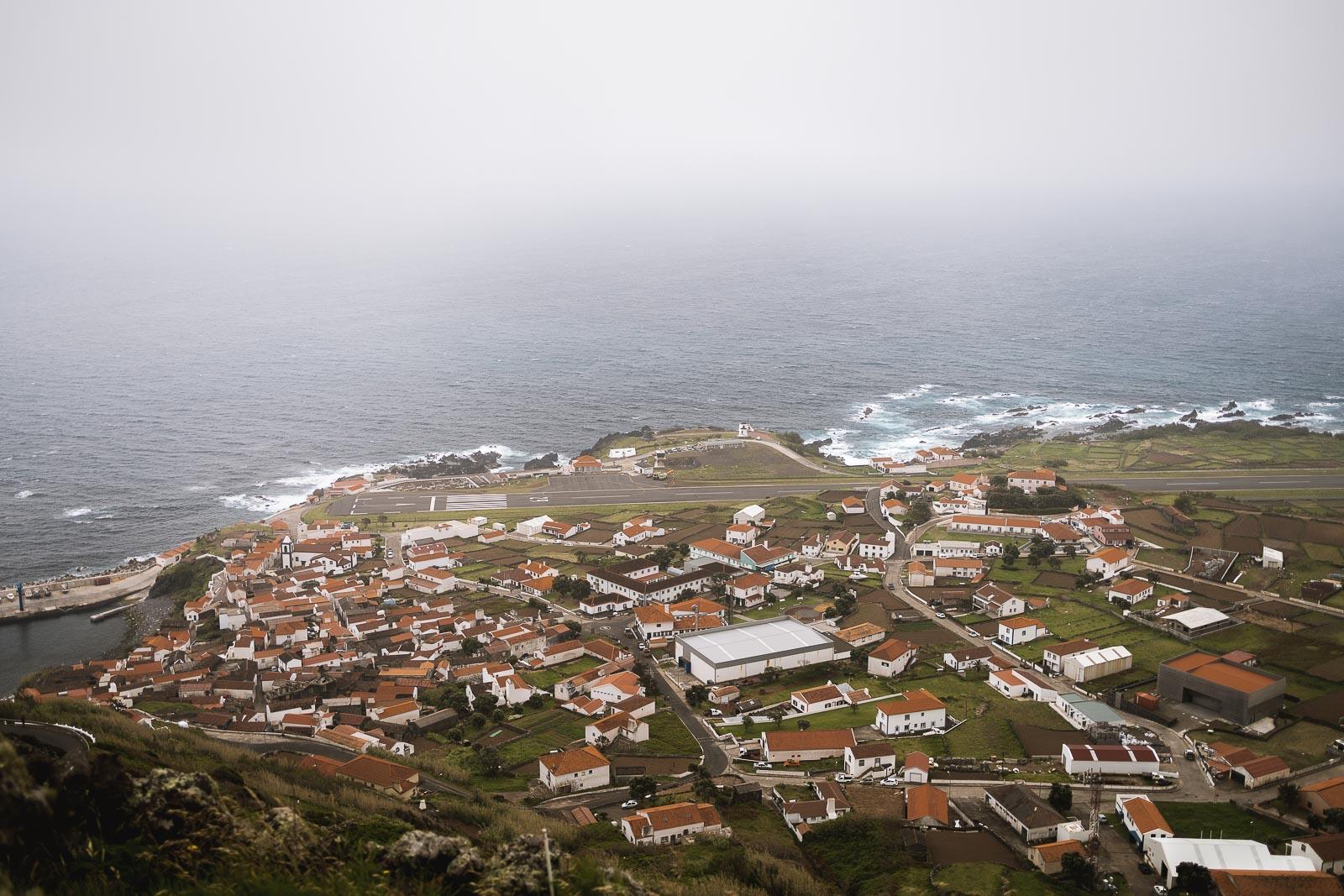 Corvo, um dos povos mais isolados do mundo_Num Postal-8